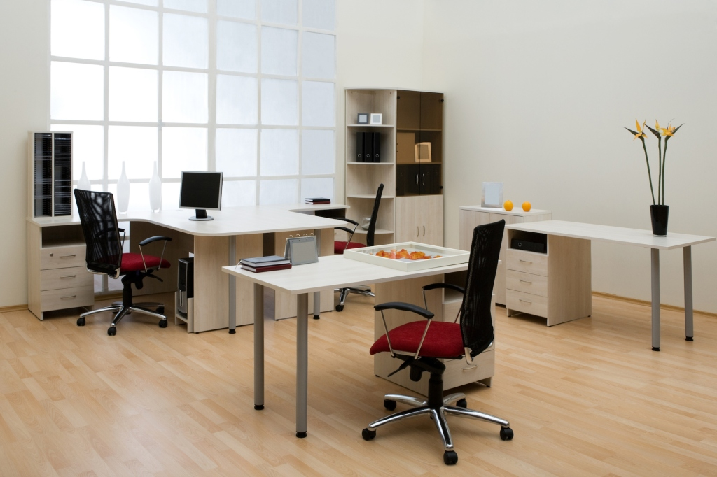 tidy office ready to perform virtual assistant services